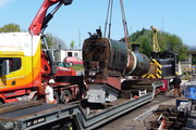 New Engine Arriving