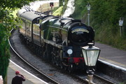 Torbay Express - Full length view