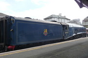 Sir Nigel Gresley Steam Train Coal Hopper